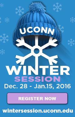UConn Magazine online ad. You'll want to bookmark this. Rediscover magazine.uconn.edu